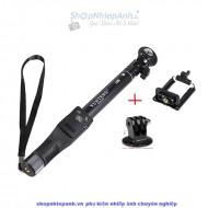 Monopod Yunteng 2288 cho camera hành trình và smartphone