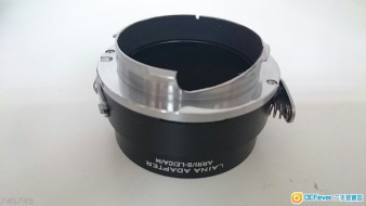 mount Arris-Leica M