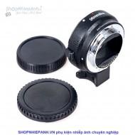 Mount canon EOS-Nex AF (auto focus) Commlite