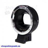 mount canon EOS-NEX AF Focus II