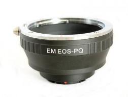 mount canon EOS-Pentax Q