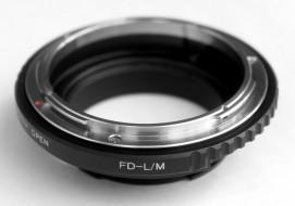 mount canon FD-Leica M