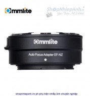 Mount Commlite CM-EF-NZ for Nikon Z