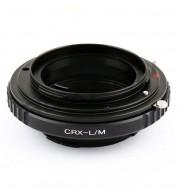 mount Contarex CRX-Leica M