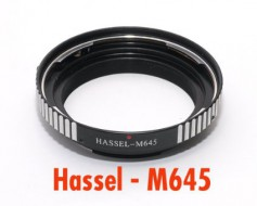 mount Hasseblad-Mamiya 645