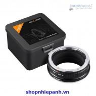 Mount K&F Concept EOS-EOS R (Canon EF-Canon R)
