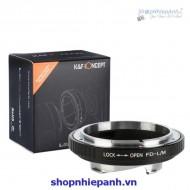 Mount K&F Concept FD-L/M (FD-Leica M)