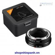 Mount K&F Concept FD-NIK Z (Canon FD-Nikon Z)