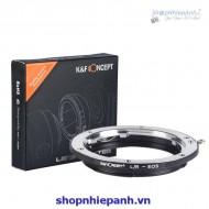 Mount K&F Concept L/R-EOS (Leica R-canon eos)