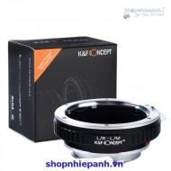 Mount K&F Concept L/R-L/M (Leica R-Leica M)