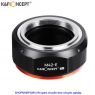 Mount K&F Concept M42-E PRO