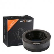 Mount K&F Concept M42-Nikon kính chống cận