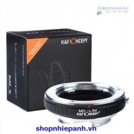 Mount K&F Concept MD-L/M (Minolta MD-Leica M)