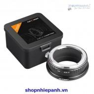 Mount K&F Concept Nik-EOS R (Nikon-canon R)