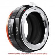 Mount K&F Concept Nik(G)-E Pro (Nikon G-Nex)