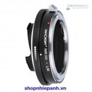 mount K&F Concept Nik(G)-L/M (Nikon G-Leica M)