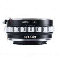 Mount K&F Concept Nikon G-Nex (AiG-Nex)