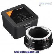 Mount K&F Concept OM-NIK Z (Olympus OM-Nikon Z)