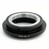 mount M39-Nikon Z