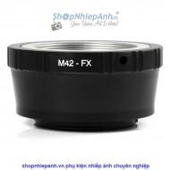 mount M42-FX