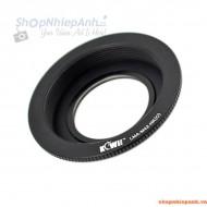 mount M42-Nikon multi coating glass KIWI