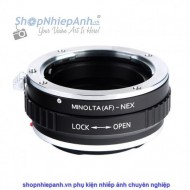 mount Sony/minolta AF-Nex