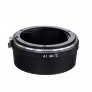 mount Nikon-M4/3
