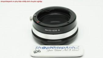 mount Nikon G-EOS R (AI G-EOS R)
