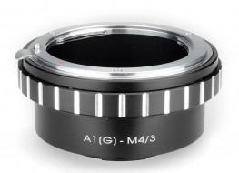 mount nikon G-M4/3 (dòng lens nikon AF-S)