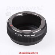 mount Nikon-M4/3 FOTGA