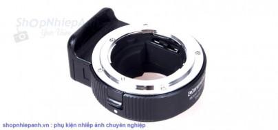 Ngàm chuyển ống kính Nikon-Nex E mount AF (auto focus)