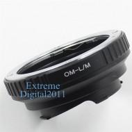 mount Olympus OM-Leica M