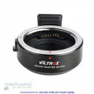 Mount Viltrox EF-FX1 for Fujifilm