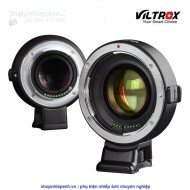 Mount Viltrox EF-M2 II for M4/3 Focal reducer speed booster