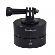 Time Lapse 360 go motion adapter Gopro and camera