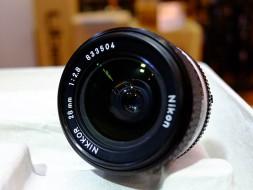 Nikon 28f2.8 AIS