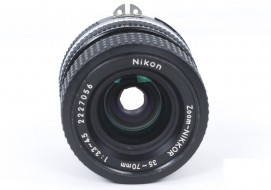 Nikon 35-70f3.3-4.5 AIS macro