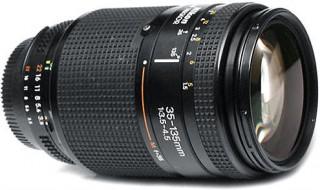 Nikon AF 35-135f3.5-4.5 macro