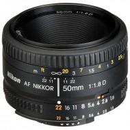 Nikon AF 50f1.8 D
