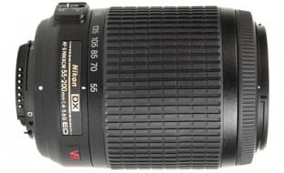 Nikon AF 55-200f4-5.6 G ED VR