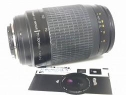 Nikon AF 70-300F4-5.6G