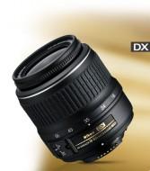 Nikon AF-S 18-55f3.5-5.6G ED