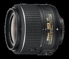 Nikon AF-S 18-55f3.5-5.6G VR II
