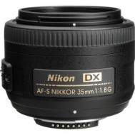 Nikon AF-S 35f1.8 G