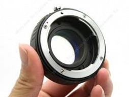 Nikon G-Nex focal reducer speed booster