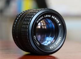 Nikon MF 100F2.8 series E