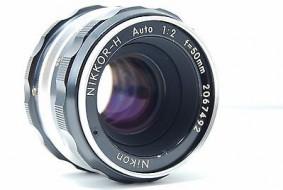 Nikon nikkor-H 50F2