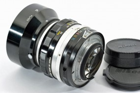 Nikon Nikkor-S 50f1.4 sưu tầm