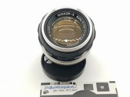 Nikon Nikkor-S 50f1.4
