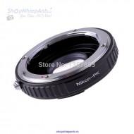 Nikon-Pentax PK glass (chống cận)